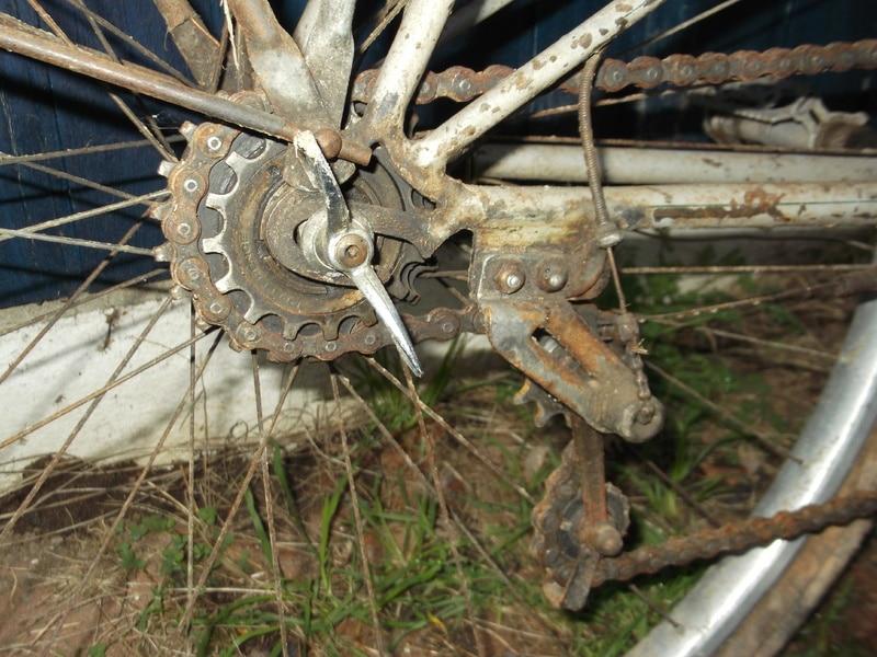 Vélo de dame Pax  (le mans) début 50  DSCF0781