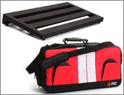 Christian Pedalboard_fire_custom_shop_pedal_frame_bag_verm