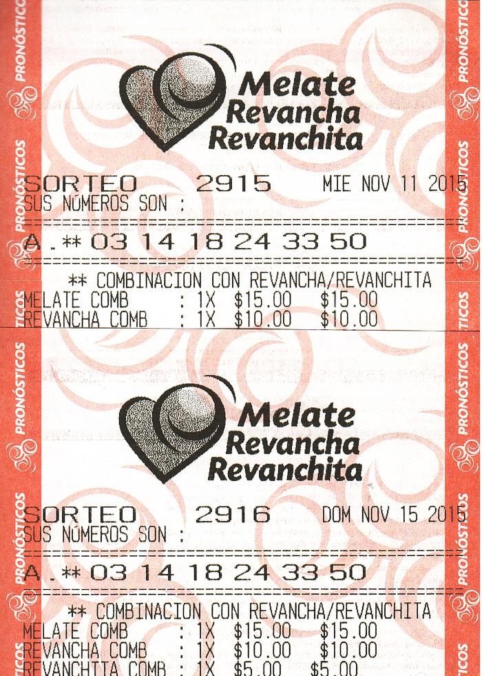 4ta: TEMPORADA DE QUINIELAS, ULTIMOS CARTUCHOS IMG_0002