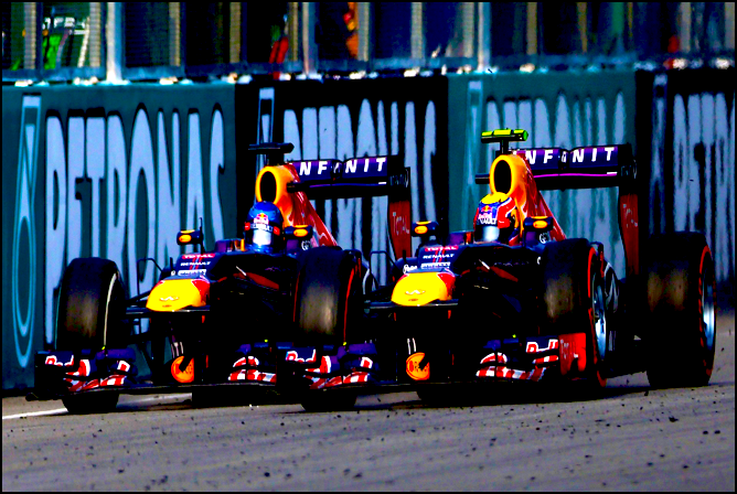 RedBull se fija como meta ambos Campeonatos Mundiales. Pirelli_2