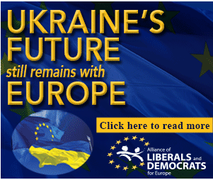 L'Ucraina non si arrende ALDE_Ukraine