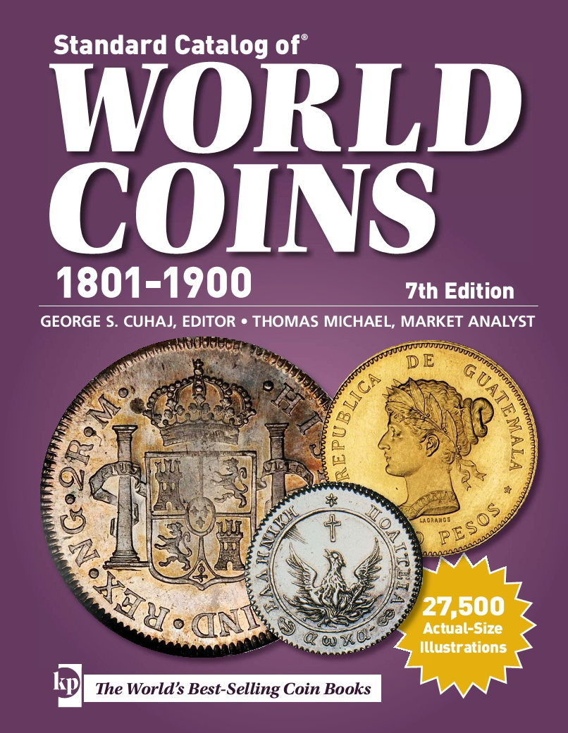 2013 Standard Catalog of World Coins - 1801-1900 0025ba13