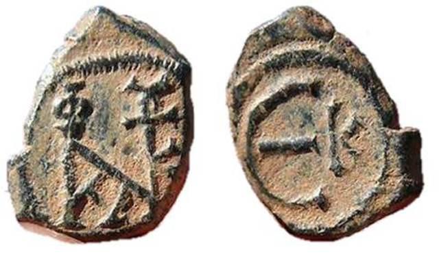 Denominación de las monedas de Bizancio. 1ª parte 5_nummi