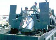 m35a1 vietnam gun truck Redbeach2