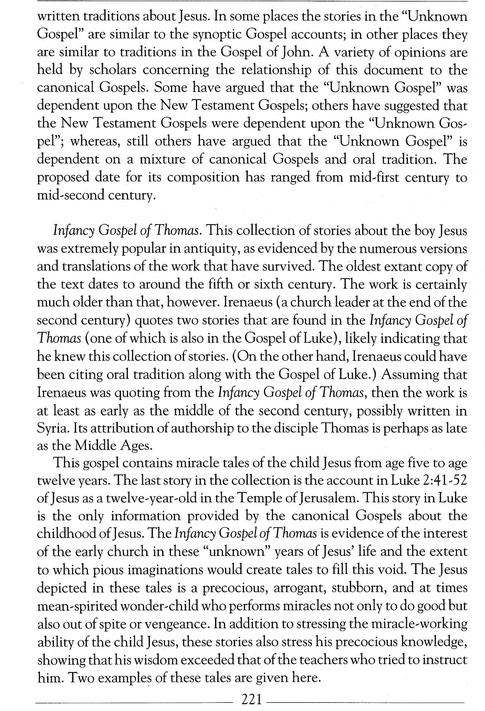 Introduction aux évangiles 221