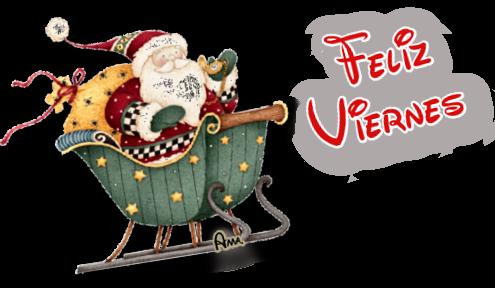 Linda Navidad Ho Ho Ho !! VIERNES