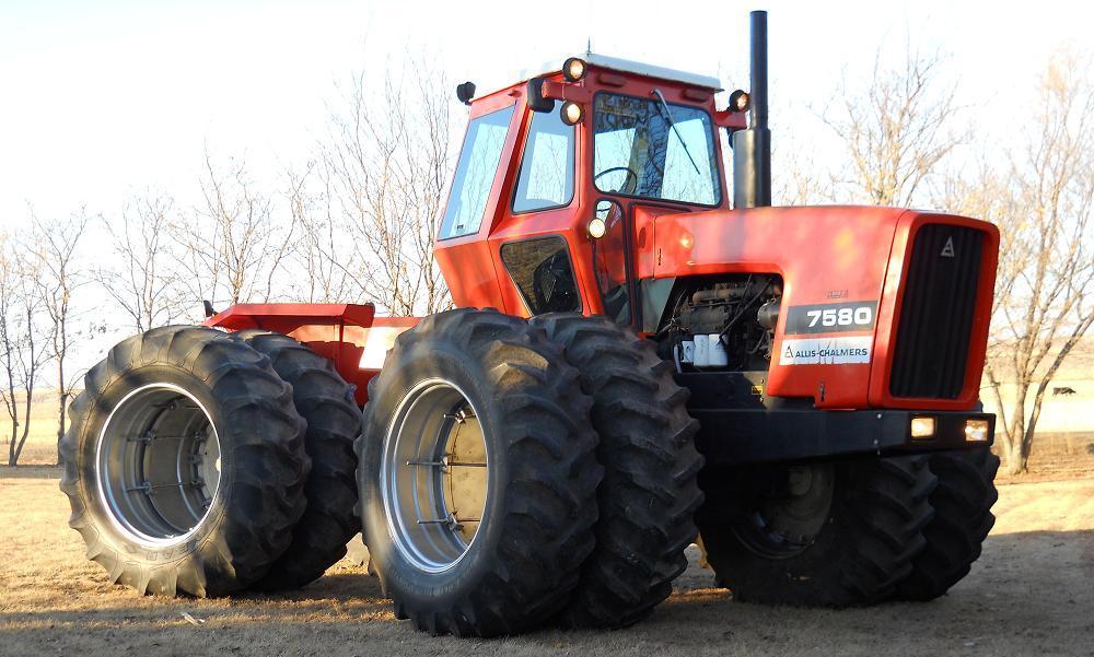 Hilo de tractores antiguos. - Página 2 ALLIS_CHALMERS_7580