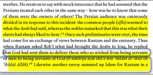 Conquétes musulmanes et Libération des Peuples:IRAQ Image