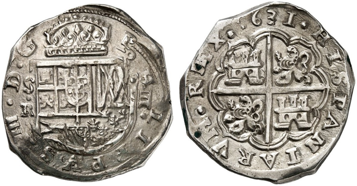8 reales 1654. Felipe IV. Sevilla 2149735