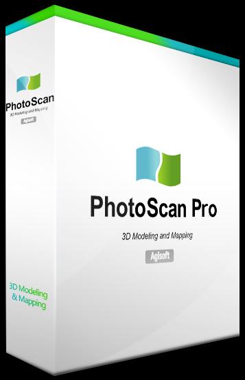 Agisoft PhotoScan Professional 1.4.0 Build 5076 Multilingual Image