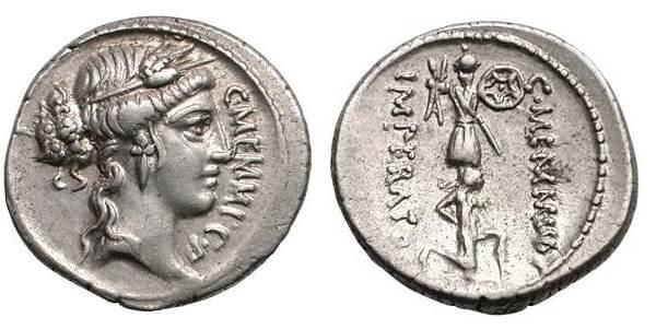 Ayuda identificar denario Memmia10