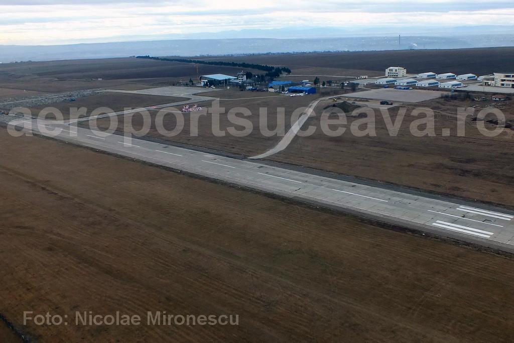 AEROPORTUL SUCEAVA (STEFAN CEL MARE) - Lucrari de modernizare DSCF8002