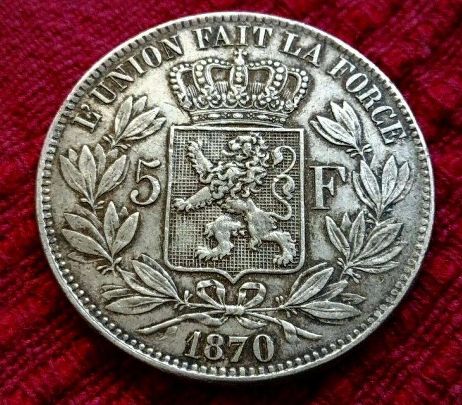 5 francos Belgica 1870 IMG_20170417_162055