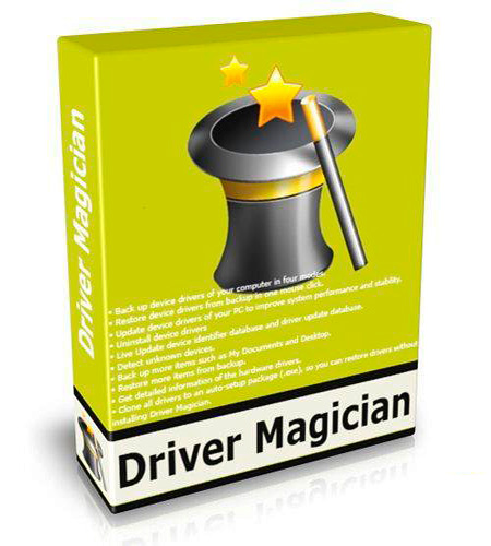 Driver Magician 4.7 Final + Key [ZS] Driver_magician