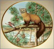 Peter Barrett | Времена года и животный мир - Живопись на фарфоре 903024_580459908644449_925377565_o