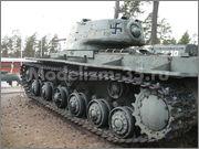 Советский тяжелый танк КВ-1, ЧКЗ, Panssarimuseo, Parola, Finland  1_170