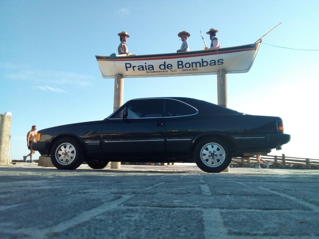 Diplomata Coupe 1988 - 250S 278
