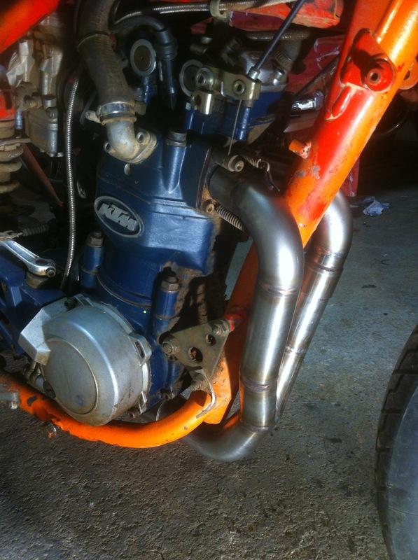 Mes pétoires KTM flat + Ducati café  IMG_5059