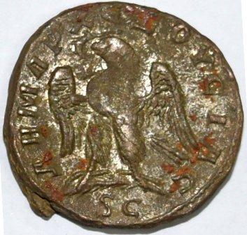 Tetradracma de Herennio Etrusco. Antioquía 226a