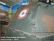"Французский бронеавтомобиль ""Panhard"" AMD 178,  Musee des Blindes, Saumur, France Panhard_Saumur_036"