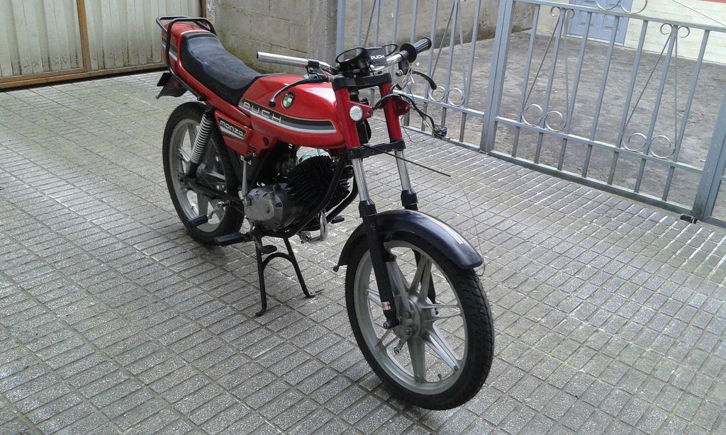 Puch Monza II - Restauración y dudas Image