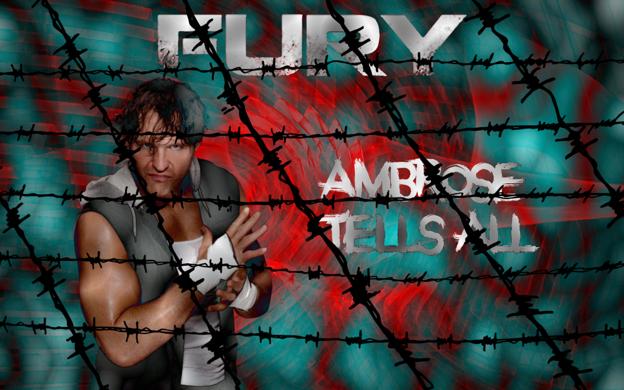 6/25/18 Match Card Ambrose_Tells_All