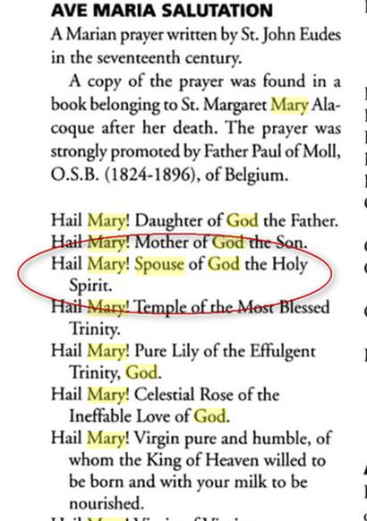 Vierge Marie épouse de Yahweh ??!! Image