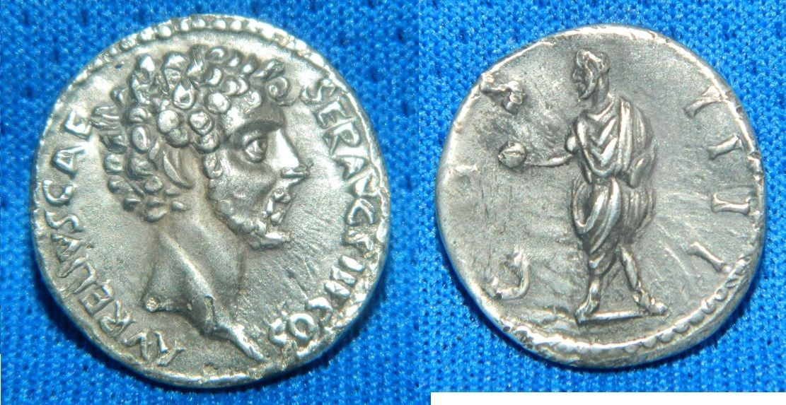Ayuda Denario de Marco Aurelio 57_1