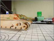 PzKpfw V Panther из роты Сотникова № 518. Звезда 1/35. ГОТОВО DSCN1513