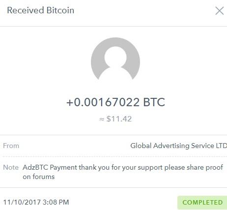 Adzbtc - adzbtc.com Adzbtcpayment