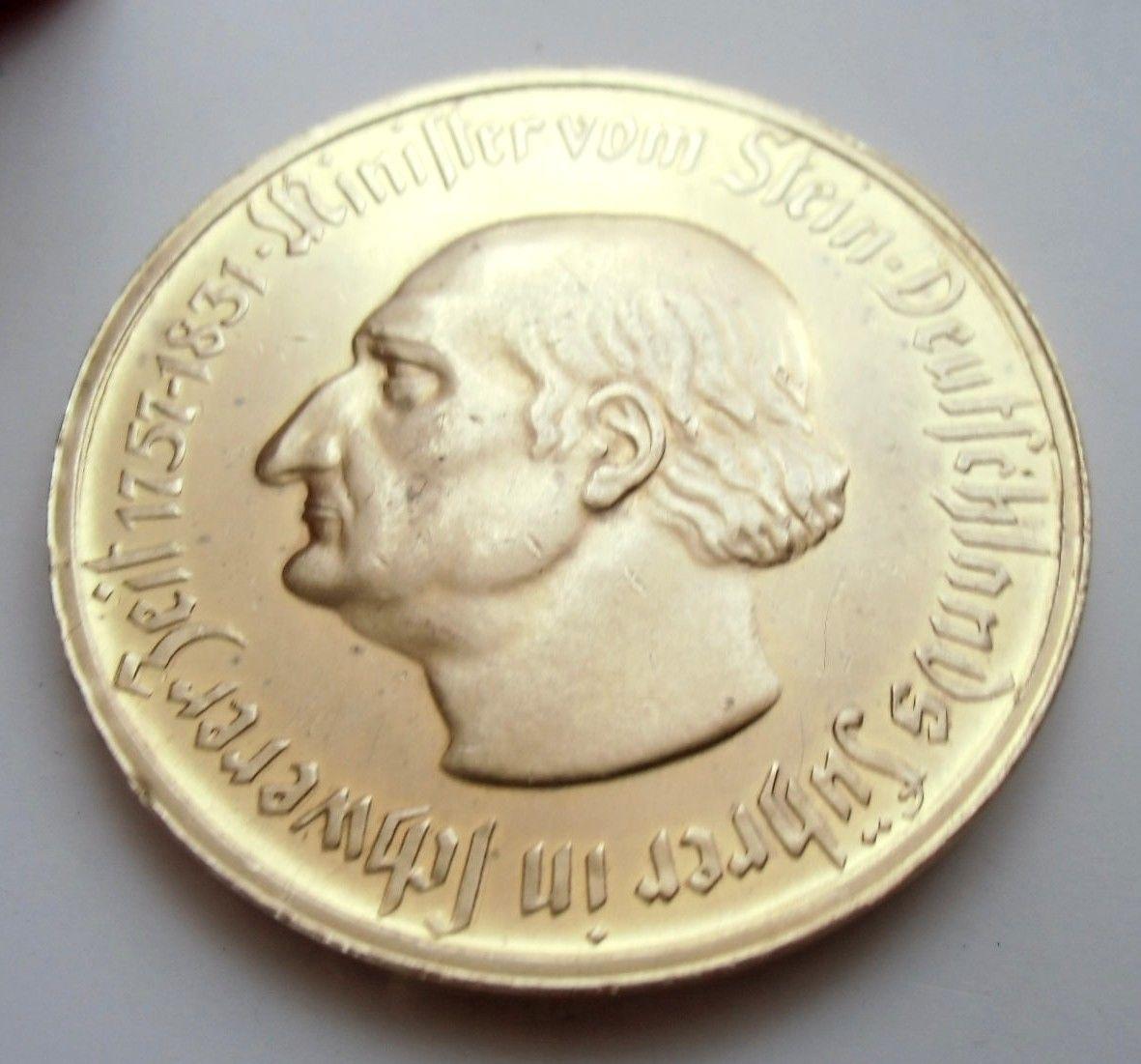 Monedas de emergencia emitidas por el banco regional de Westphalia 1923_50ma