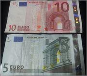 5 y 10 euros duisenberg circulados, alguien los quiere???? 20141028_211010_1