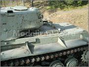 Советский тяжелый танк КВ-1, ЧКЗ, Panssarimuseo, Parola, Finland  1_174