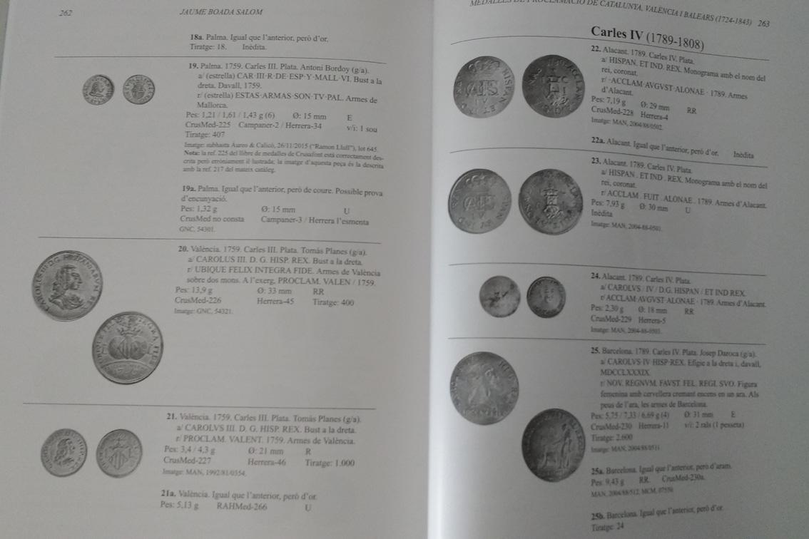 parla catalana - Novedad: Les medalles de proclamació de les terres de parla catalana. Catalunya, València i Balears (1724-1843) - Página 6 Mproc07