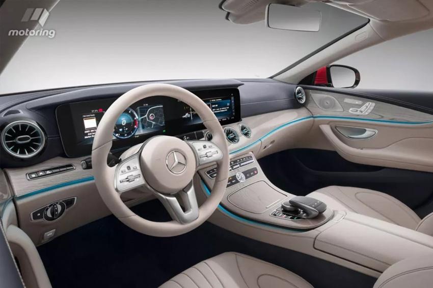 Vazam imagens CLS 2019 Mercedes-cls-allnew-leak-3