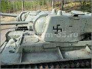 Советский тяжелый танк КВ-1, ЧКЗ, Panssarimuseo, Parola, Finland  1_177