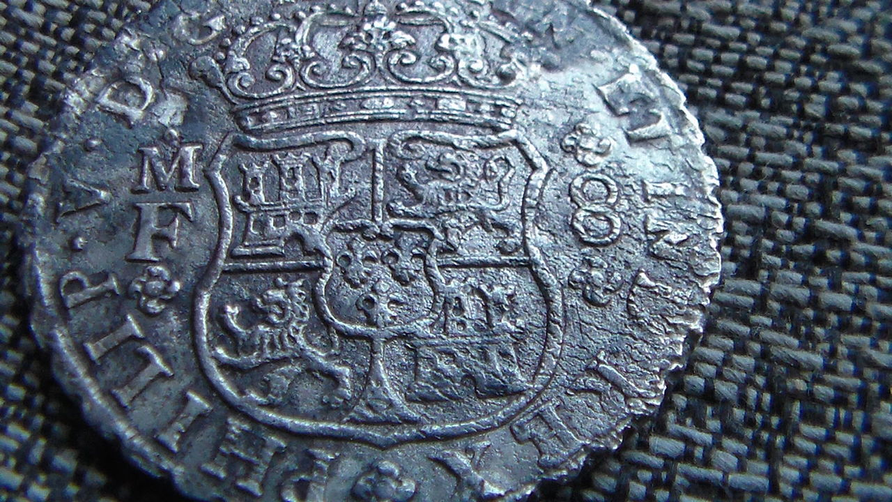 8 reales de Felipe V, México. 1741. Tipo columnario. SAM_1609