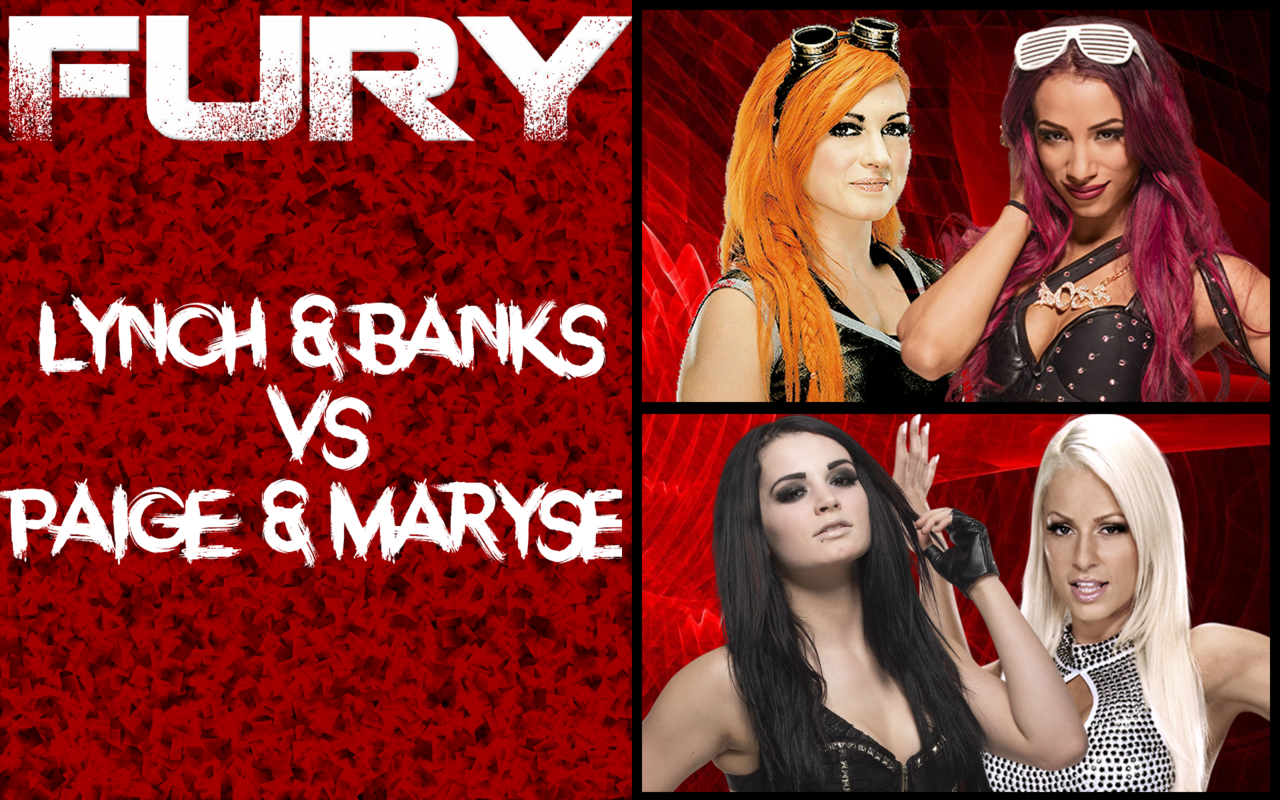 7/23/18 Match Card Horsewomen_VSPaige_Maryse