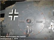 Немецкий легкий танк Panzerkampfwagen 38 (t)  Ausf G,  Deutsches Panzermuseum, Munster Pzkpfw_38_t_Munster_050
