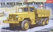 m35a1 vietnam gun truck Academy_M35_cover