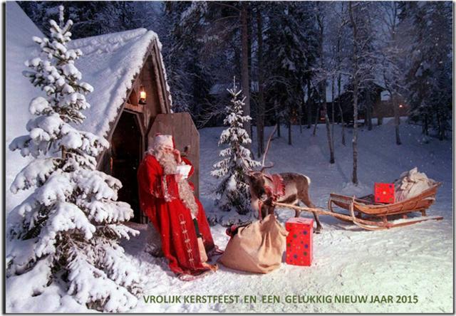 Christmas Greetings KERST_2014