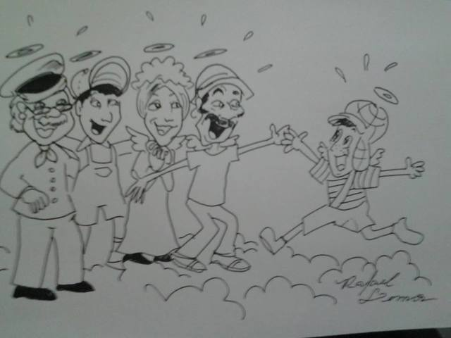 RIP CHAVES Chves