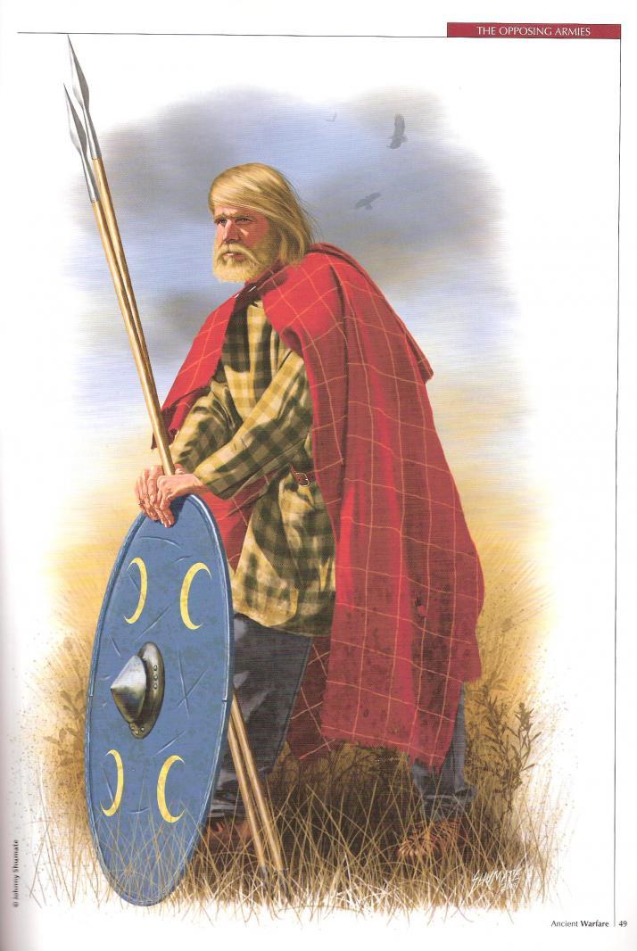 Les germains historiques, aide à l'image et à la conversion Germanic_warrior_2