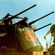 m35a1 vietnam gun truck Quadturretb