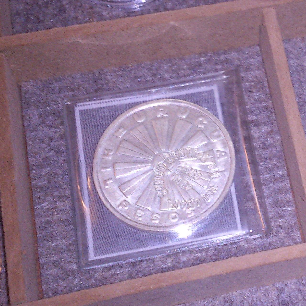 Monedas conmemorativas de Uruguay acuñadas en plata 1961 - Presente. - Página 2 DSC_8967