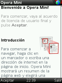 Opera Mini 4.4 Cl4R0 NI, GT, SV, HN (Para cel de Baja Gama) + Configuraciones by ..::$BARR$::.. - Página 2 Bienvenido