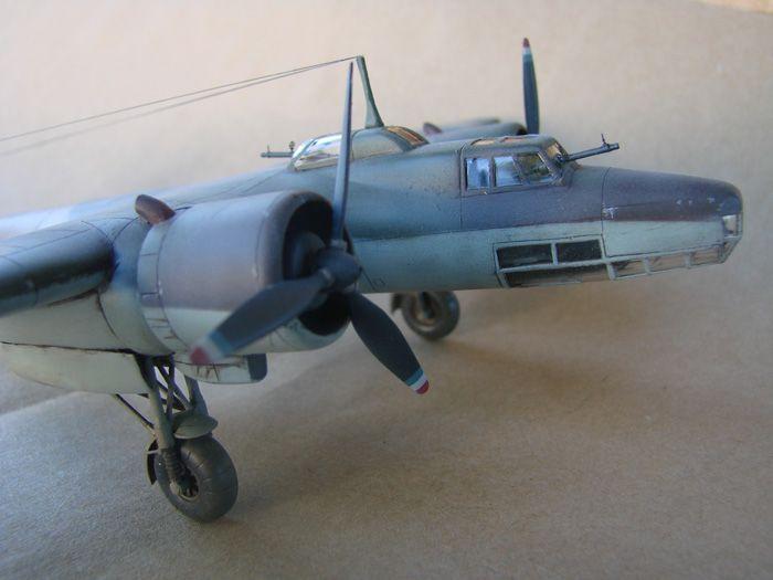 Dornier Do-17Kb-3, RSmodels, 1/72 DSC01411