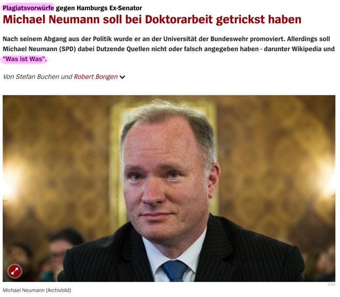Presseschau - Seite 37 Neumannplag