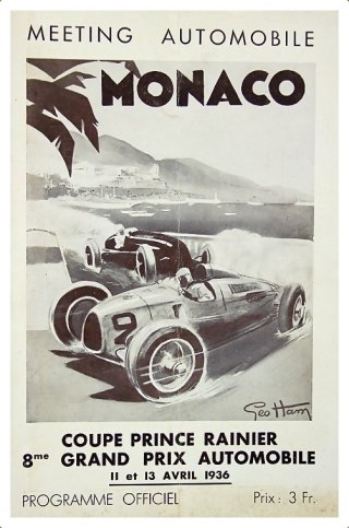 rFactor - I Coupe de Prince Rainier 1936 [July 15th] 1936_Monaco