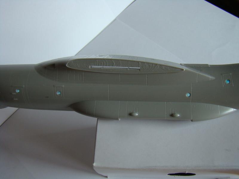 Ил-76 МД   TRUMPETER  М1:144 DSC07236